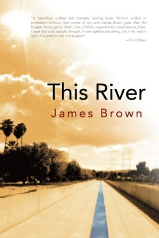 Junk Talk Interview with James Brown, author of This River